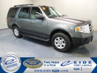Ford Expedition XL 2011