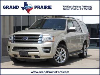 Used 2018 Ford Flex Limited In Grand Prairie Texas