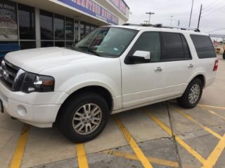 Ford Expedition Limited 2014