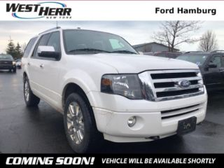 Ford Expedition Limited 2012