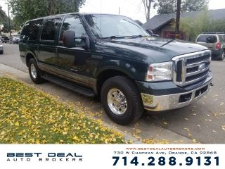 Used 2005 Ford Excursion Xlt In Orange California
