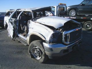 Ford Excursion Limited 2001