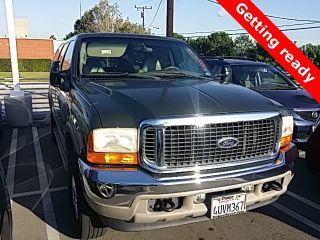 Used 2001 Ford Excursion Limited in Torrance, California