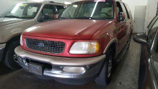Ford Expedition Eddie Bauer 1998