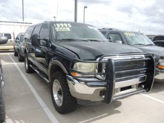 2002 Ford Excursion Limited