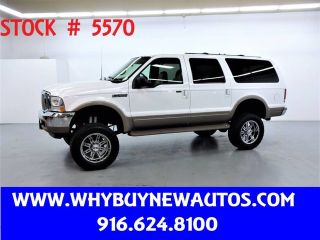 Used 2001 Ford Excursion Limited in Rocklin, California