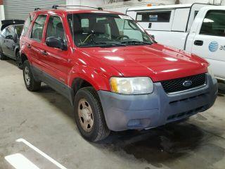 Ford Escape XLS 2002