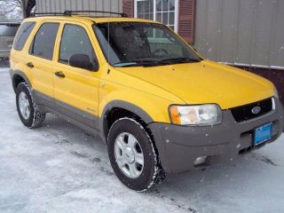 Used 2002 Ford Escape XLT in Sioux Falls, South Dakota