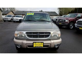 1999 ford explorer eddie bauer edition