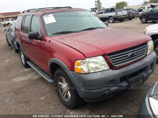 Ford Explorer XLS 2003