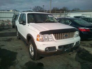 Used 2002 Ford Explorer Eddie Bauer in Glassboro, New Jersey
