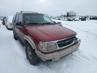 Ford Explorer Eddie Bauer 2000