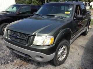 Ford Explorer Sport Trac Value 2002