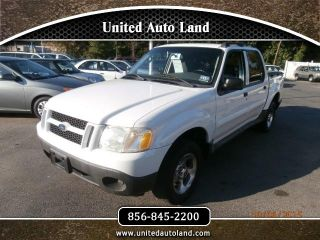Used 2004 Ford Explorer Sport Trac Adrenalin in Deptford, New Jersey