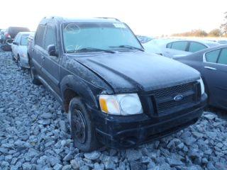 Ford Explorer Sport Trac 2004