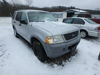 Ford Explorer XLS 2002