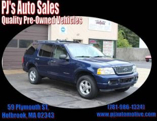 Used 2005 Ford Explorer XLT in Holbrook, Massachusetts