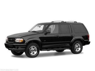 Ford Explorer XLT 2001