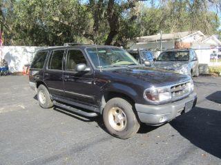 Ford Explorer XLT 2000