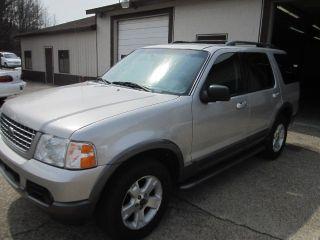 Ford Explorer XLT Sport 2003
