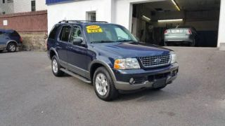 Used 2003 Ford Explorer XLT in Beverly, Massachusetts
