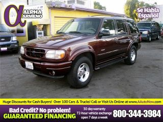 Used 2000 Ford Explorer Limited Edition in Los Angeles, California