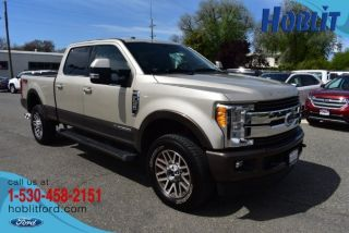 Ford F-250 King Ranch 2017