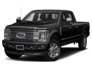 Ford F-250 Platinum Edition 2018