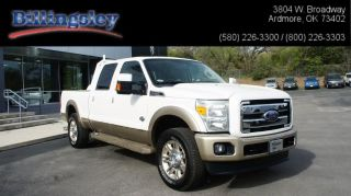 Ford F-250 King Ranch 2011