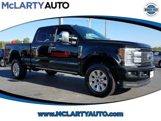 Ford F-250 Platinum Edition 2017