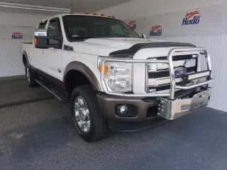 Ford F-250 King Ranch 2015