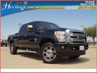 Ford F-250 Platinum Edition 2014