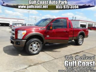 Ford F-250 King Ranch 2016