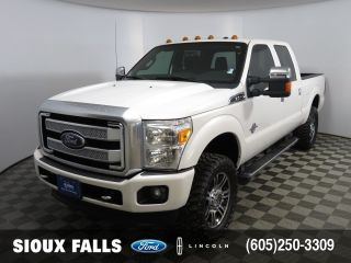 Ford F-250 Platinum Edition 2013