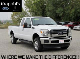 Used 2013 Ford F-250 XLT in Mount Pleasant, Michigan