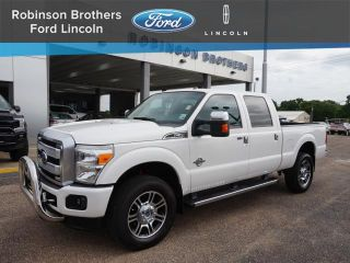 Ford F-350 Platinum 2014