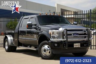 Ford F-350 Platinum 2013