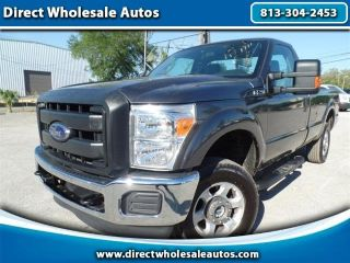 Used 2016 Ford F-250 XLT in Tampa, Florida