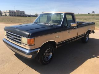 Ford F-150 S 1990