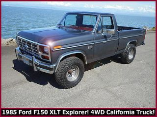 Ford F-150 1985