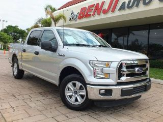Ford F-150 Platinum 2016
