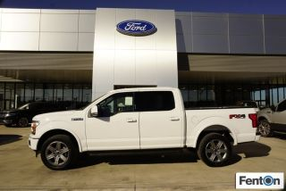 Used 2018 Ford F-150 Lariat in Ada, Oklahoma