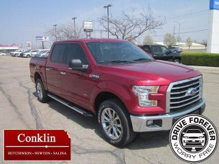Used 2015 Ford F-150 XLT in Salina, Kansas
