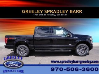 Used 2016 Ford F-150 Limited in Greeley, Colorado