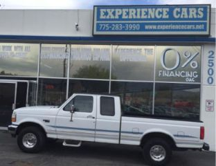 Used 1995 Ford F-150 XL in Carson City, Nevada