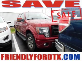 Used 2013 Ford F-150 FX2 in Crosby, Texas