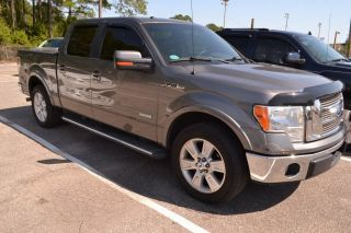 Used 2011 Ford F-150 Lariat in Panama City, Florida