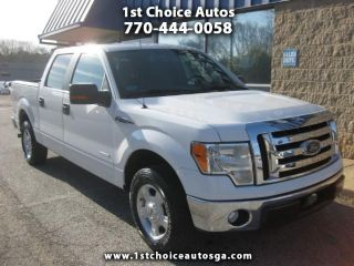 Ford F-150 King Ranch 2012