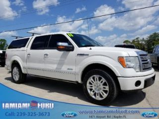 Ford F-150 Platinum 2011