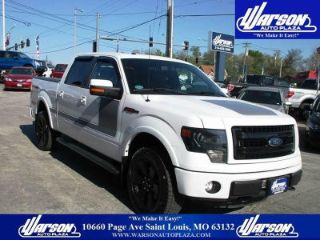 Used 2013 Ford F-150 FX4 in Saint Louis, Missouri